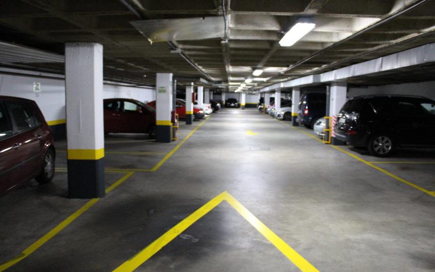 Plaza garaje en propiedad situada en Avda. Carmen Martín Gaite.