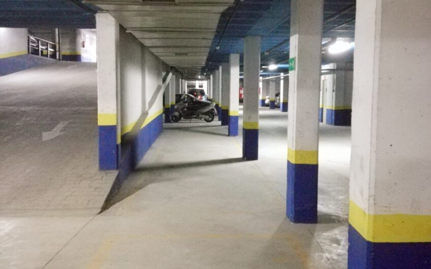 Garaje para moto en El Bercial