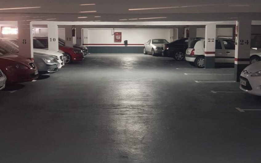 Garaje en venta en propiedad El Carrascal
